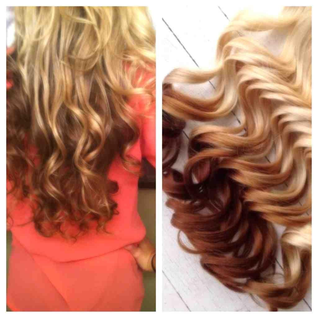 Reverse Ombre Hair Extensions Hair Ideas Pinterest Reverse