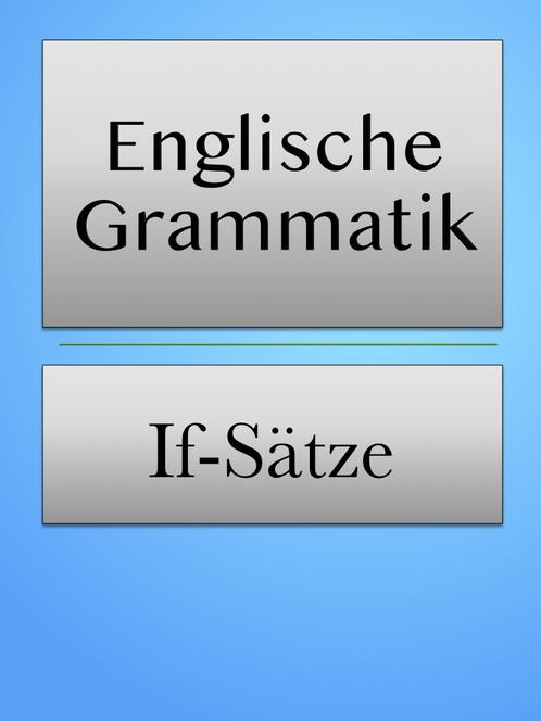 Englisch lernen mit englische grammatik online deutsch grundschule aufsatz bildergeschichte