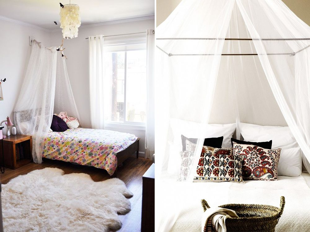 10 Creative Ways To Use Sheer Curtains