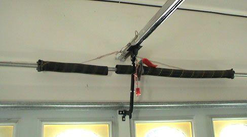 Repair A Broken Garage Door Spring Garage Door Springs Garage