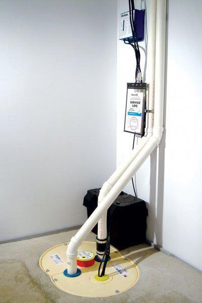 Basement Waterproofing Contractors Wet Basement Cellar Conversion Contractors In The Uk Interiorbase Wet Basement Basement Flooring
