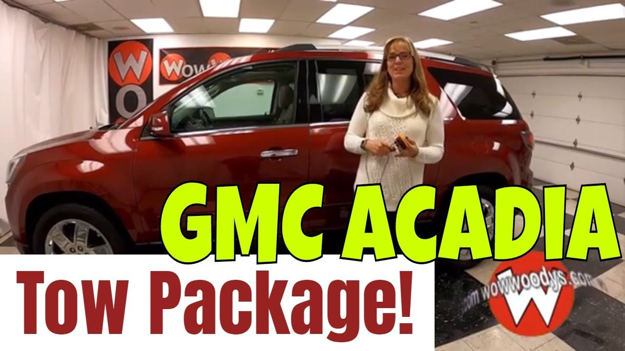 2017 GMC Acadia Limited Limited Video Walkthrough