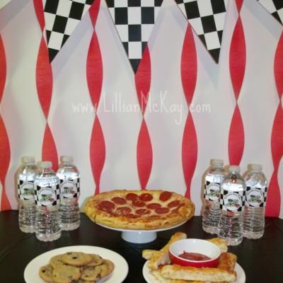 Simply fun nascar party boy party theme idea nascar party theme simply fun nascar party boy party theme idea filmwisefo Choice Image