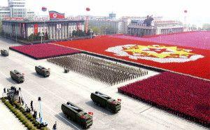 Coreia do Norte pode ameaçar Coreia do Sul e Japão - Jornal Manchete Digital Notícias