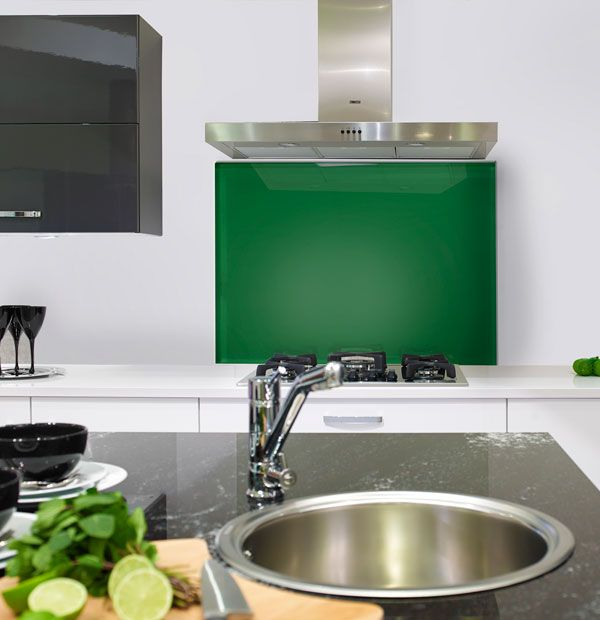 emerald green kitchen splashback glass splashback coloured glass splashbacks splashback on kitchen ideas emerald green id=53628