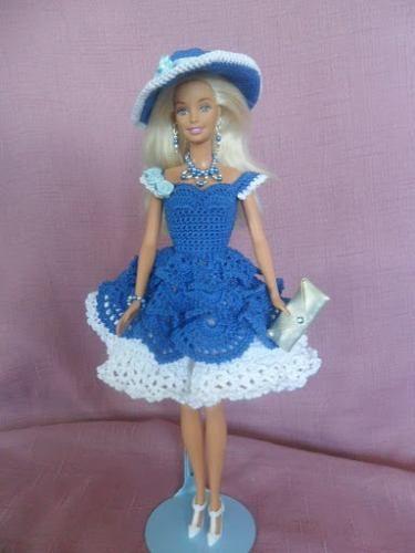Pin de Adell Wendt en Barbie Clothes | Pinterest | Ropa de barbie ...