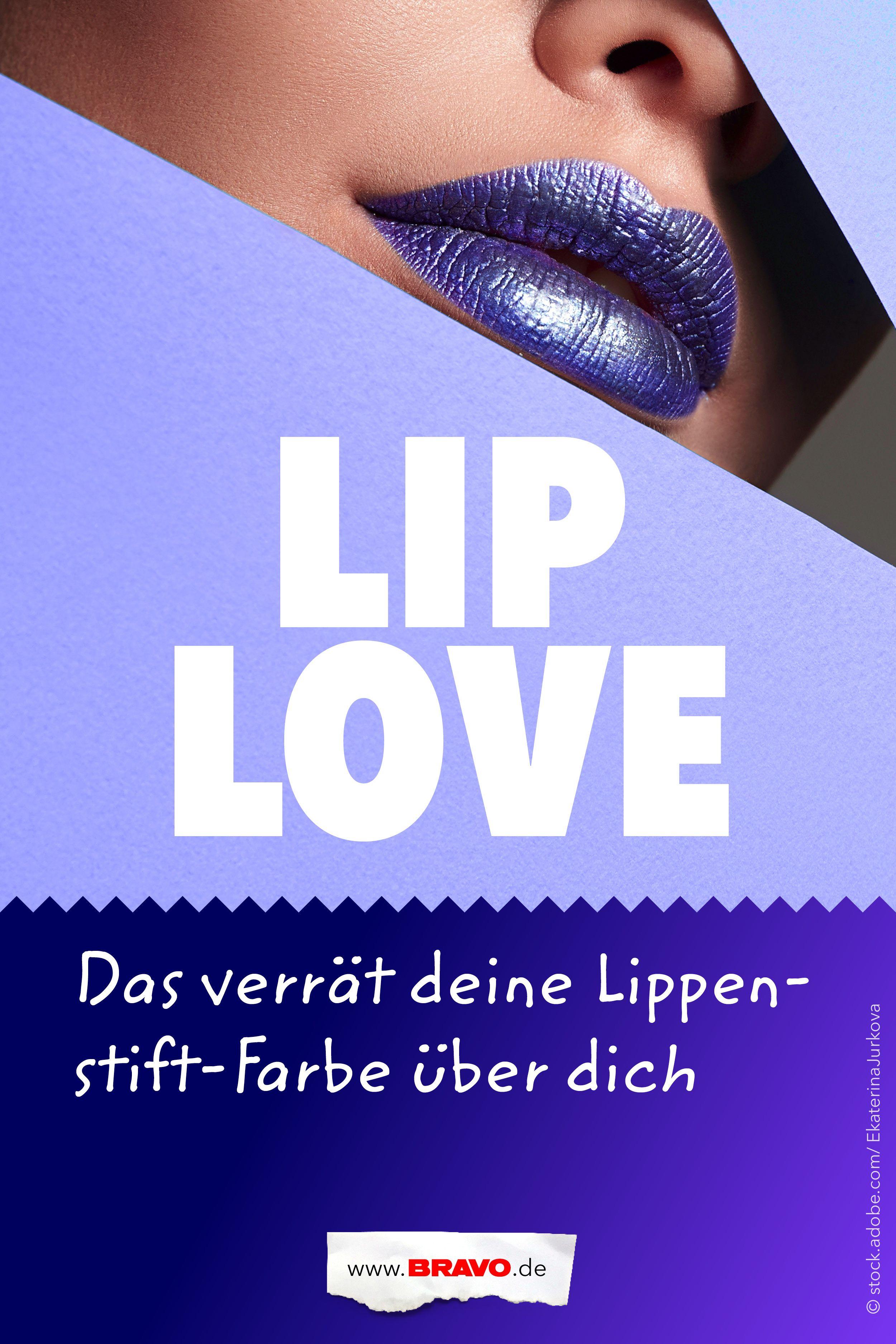 Das verrät deine Lippenstift-Farbe über dich in 2019