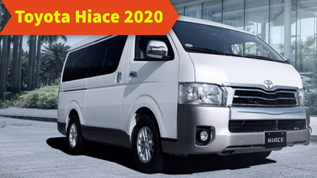 2020 Toyota Hiace Cakhd Cakhd