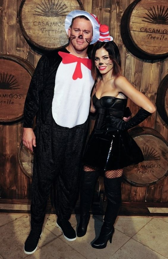 28 Non-Cheesy Halloween Couples Costume Ideas, Courtesy of Your - celebrity couples halloween costume ideas