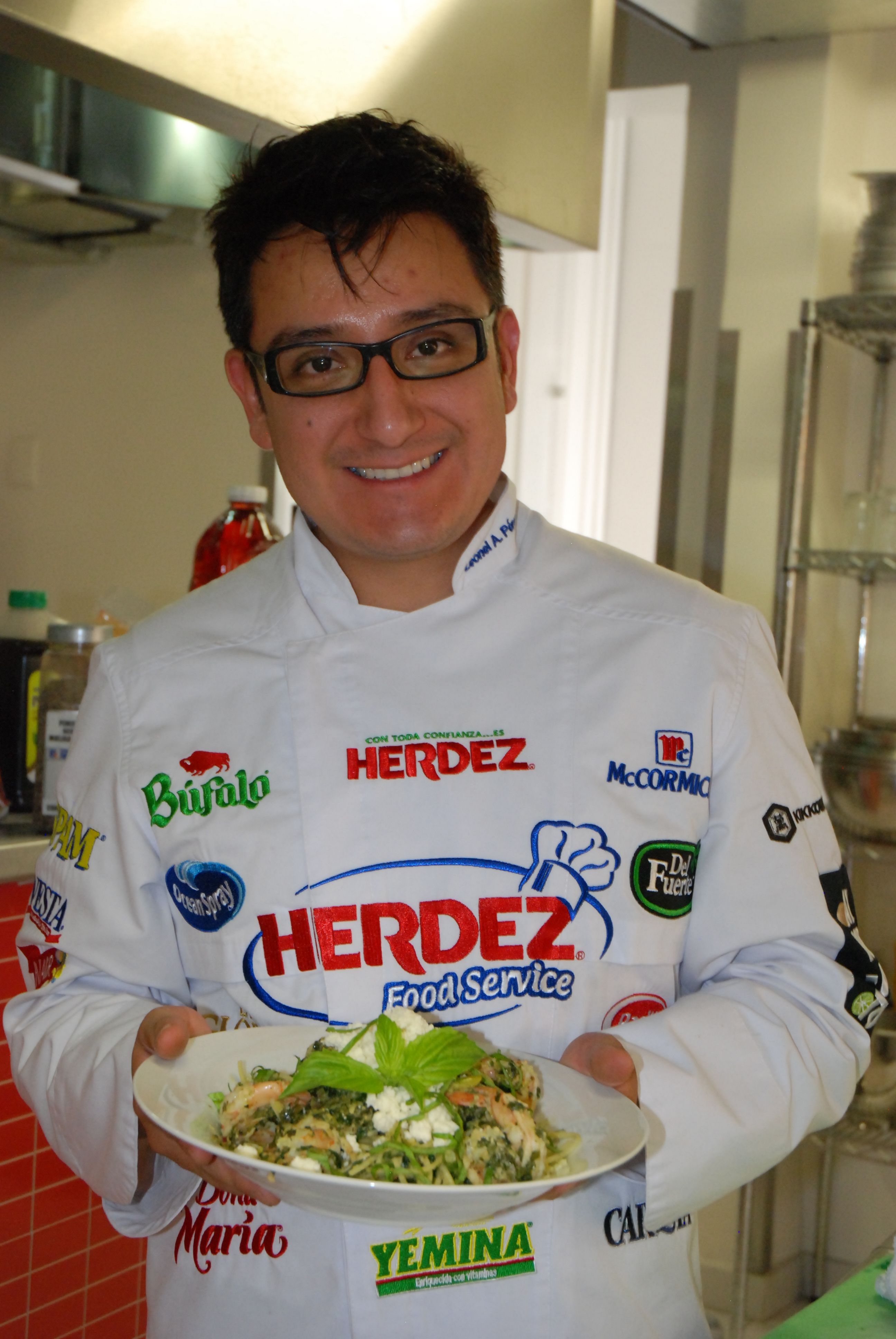 Chef Leonel Pérez