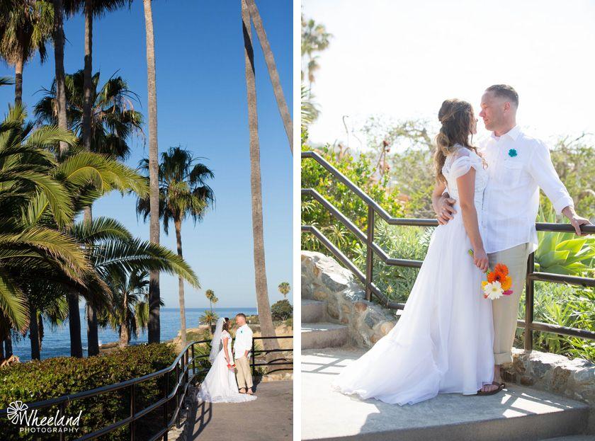 Laguna Beach Las Brisas Morning Wedding Photography