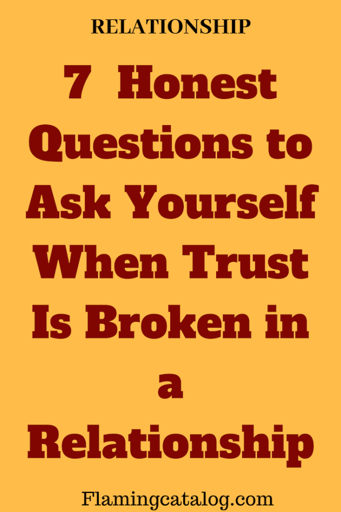 questions to ask yourself in a relationship