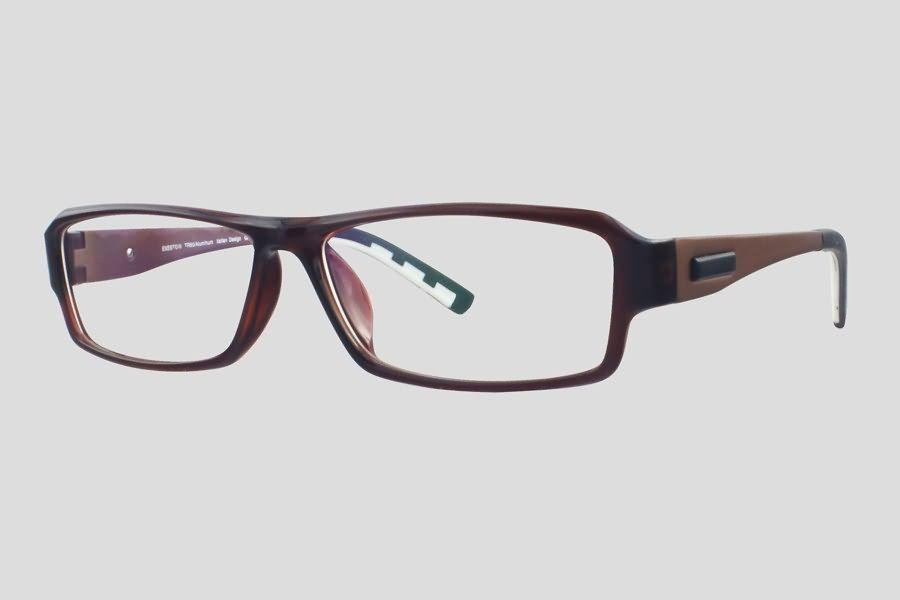 #Brillen van Exesto. Dit is de Aigle (SKU F10.520MTE). Prachtig design volrand #montuur van TR-90 en aluminium. Bruin met detail in de brillenpoten. Verkrijgbaar in meerdere kleuren.