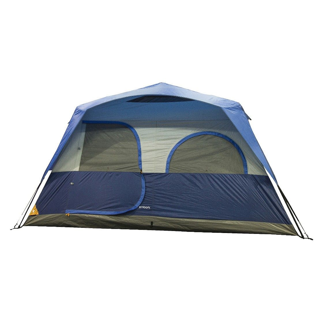 Embark Insta Up 8 Person Tent Best Family Camping Tents Family Tent Camping Cabin Camping