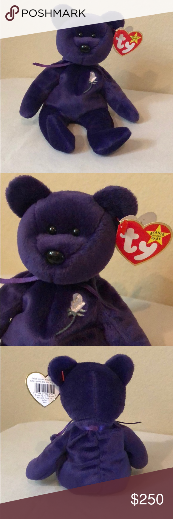 Princess Dianna Ty The Beanie Babies Collection I just added this listing on Poshmark: Princess Dianna Ty The Beanie Babies Collection.