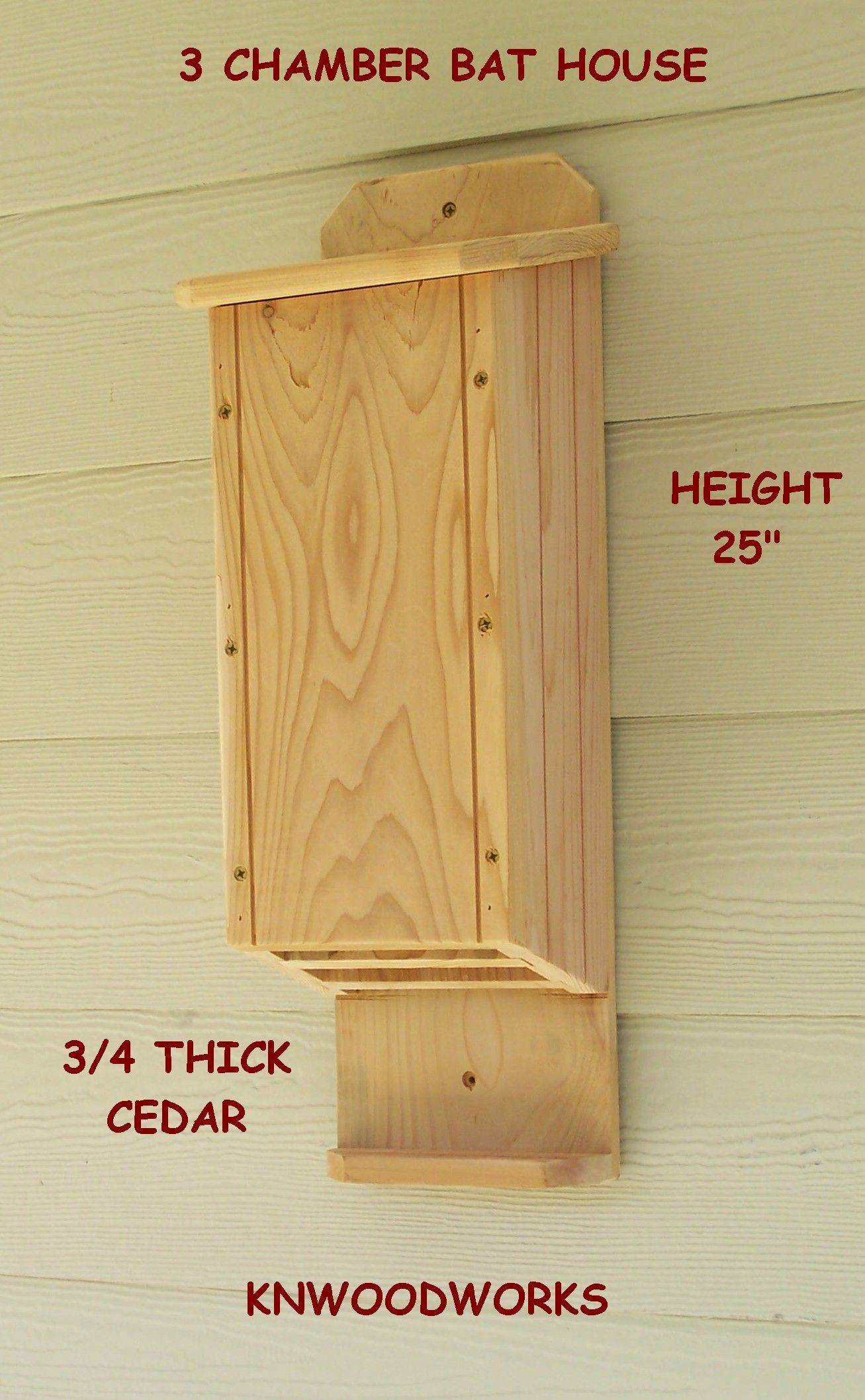 Make Your Own Bat House