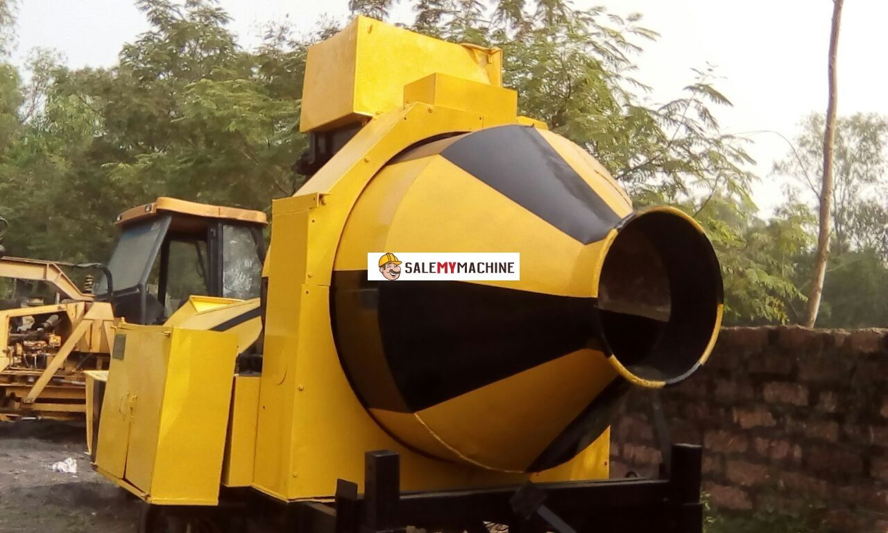 USED CONCRETE MIXTURE MACHINE FOR SALE IN ODISHA,INDIA ALWAYS