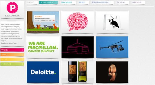 10 tips for building a killer portfolio website - Graphic Design Project Ideas For Portfolio