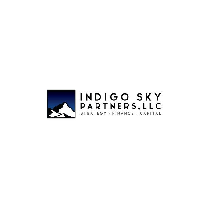 Create a sophisticated (but not stuffy) logo for Indigo Sky Partners by The Nomad
