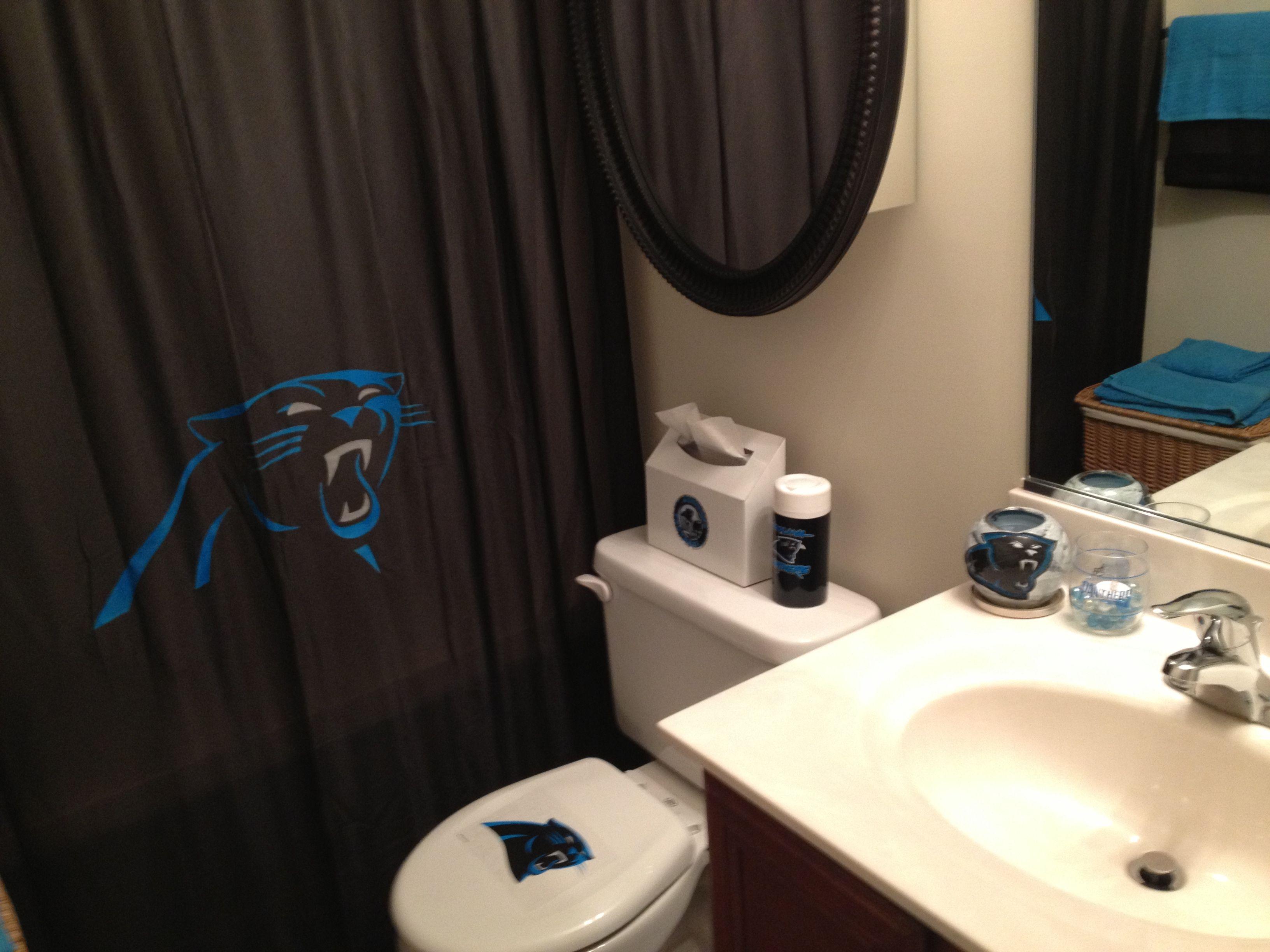 Panther Bathroom