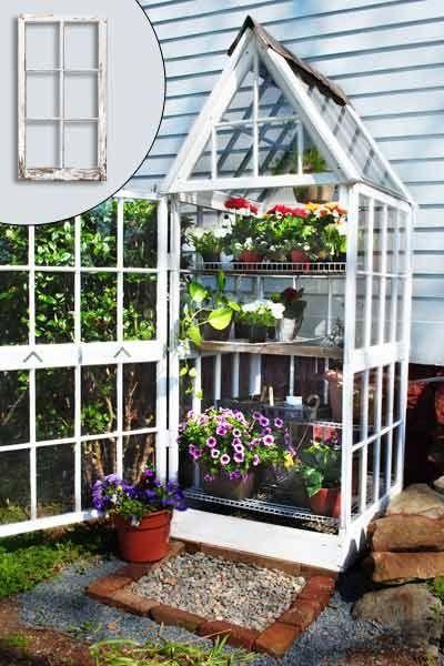 terrasse greenhouses garten garten gew chshaus und. Black Bedroom Furniture Sets. Home Design Ideas