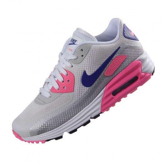 acdbc71971b24 Conoce a lo último de la familia Nike Air Max el calzado para mujer Nike  Air Max 90 Lunar C3.0 el cual cuenta con las tecnologías Hyperfuse y  Lunarlon para ...