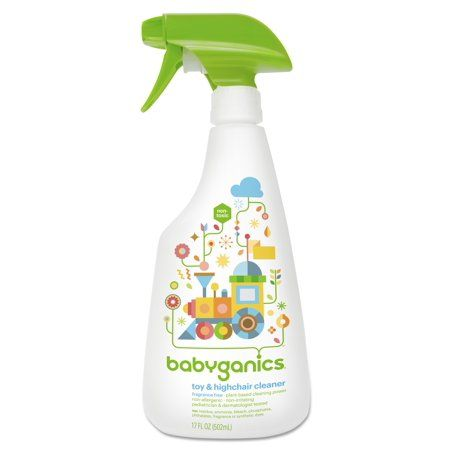 Household Essentials Fragrance Free Products Babyganics Baby