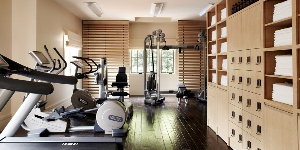 Fitness Studio Hotel Bel Air Gym Design Gym Room