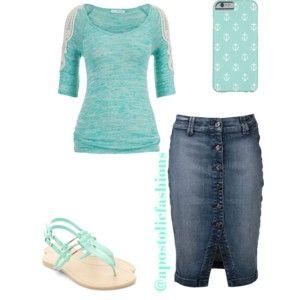 Apostolic Fashions #113