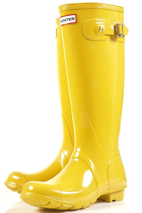 YESSSSSSS (i like yellowalot!) | Yellow rain boots, Boots