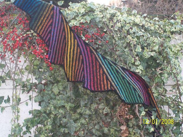 Wingspan Crochet Shawl pattern by Carole Marie | Shawl ...