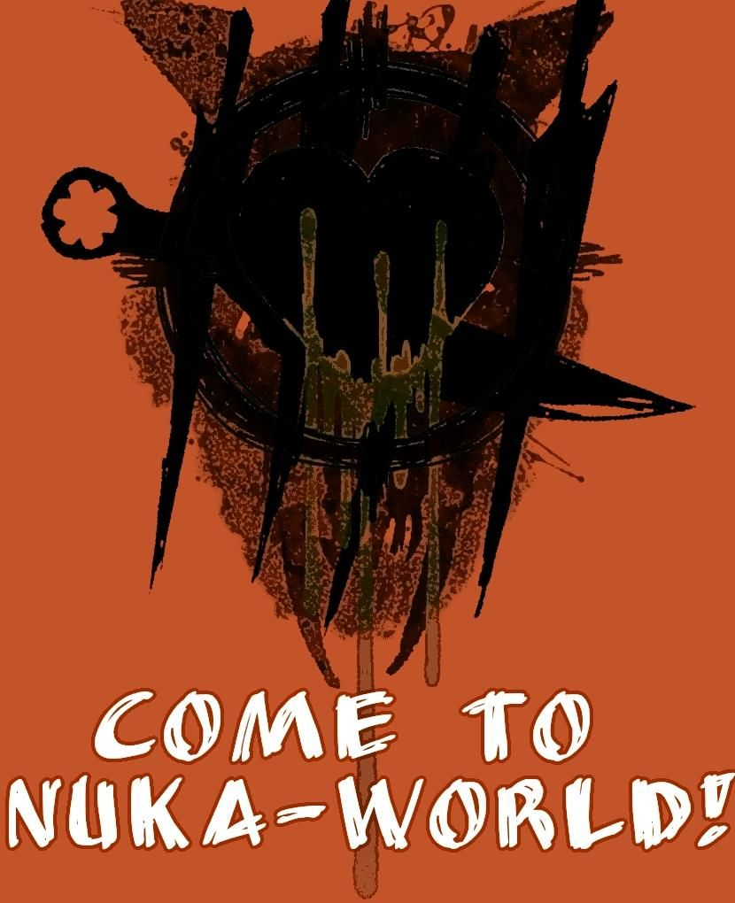 made a nuka world mobile wallpaper fallout4 gaming fallout