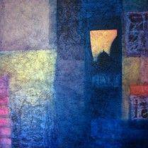 Noel Betowski - Dome through a Window