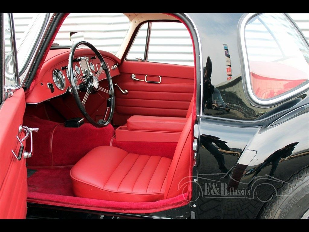 1957 MG MGA Coupe 1957 body off restored as new for sale
