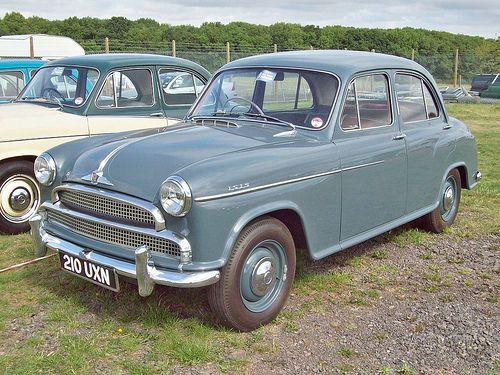 1956 Morris Isis II