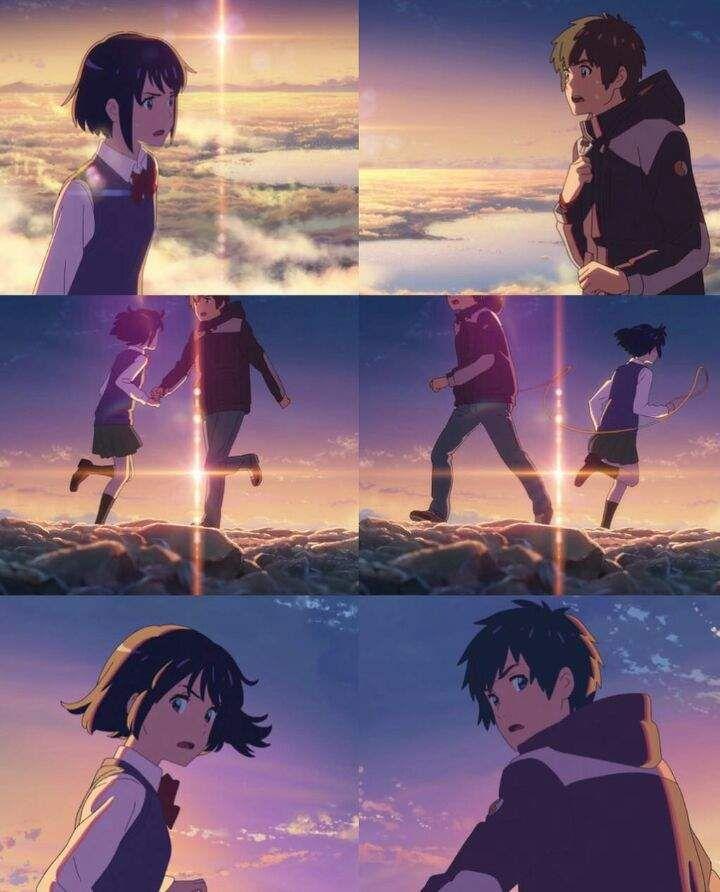 Kimi no na wa || your name. .? || 君の名は。》review^-^ | Anime Amino