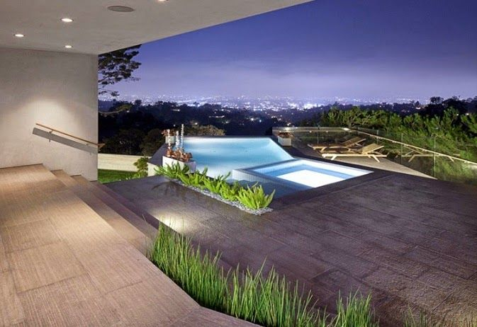Pin de arquitectura y dise o arquitexs magazine en for Casa minimalista harborview hills