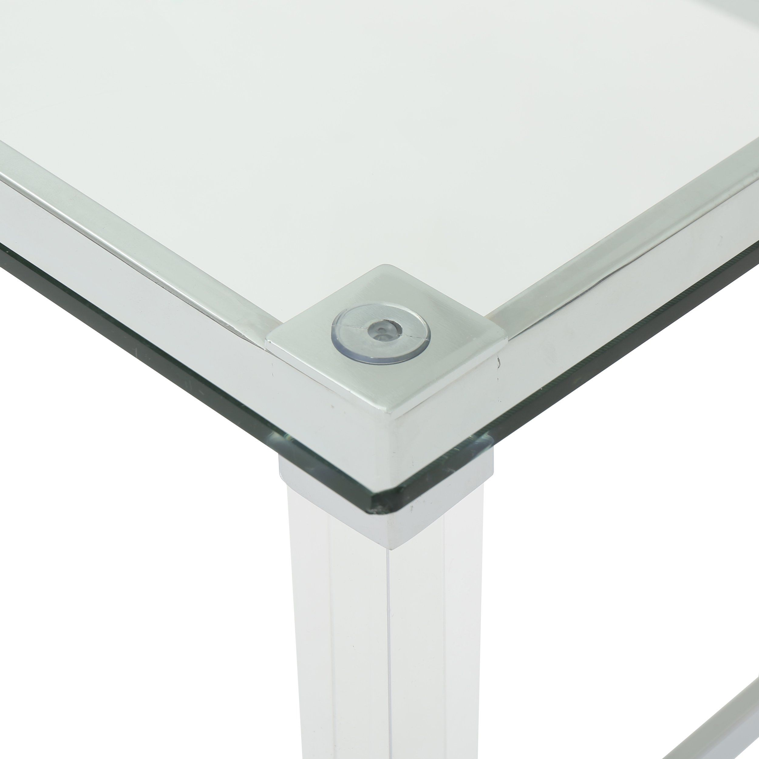 Bayor Modern Tempered Glass Coffee Table With Acrylic And Iron Accents Visit The Picture Web Link Even Mo In 2020 Coffee Table Rectangular Coffee Table Iron Accents [ 2500 x 2500 Pixel ]
