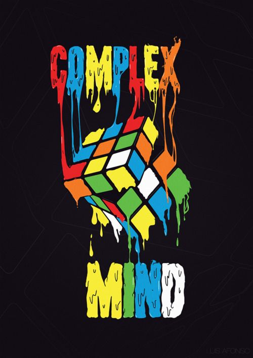 complex mind | Type Paradiso | Pinterest | Carteles inspiradores ...