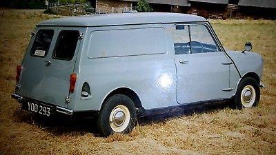 088825acee155c eBay  Austin Mini Van 1961 - 848cc - Original 19