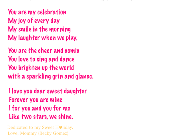 Mother Daughter Relationship Poem Love Poem Poetry For