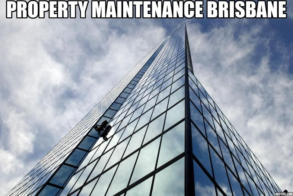 Property Maintenance Brisbane | Building maintenance, John ...