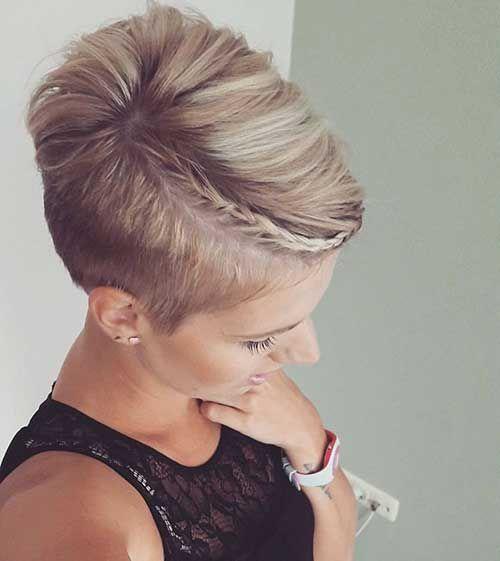 27+ Frisuren kurze haare zopf Information