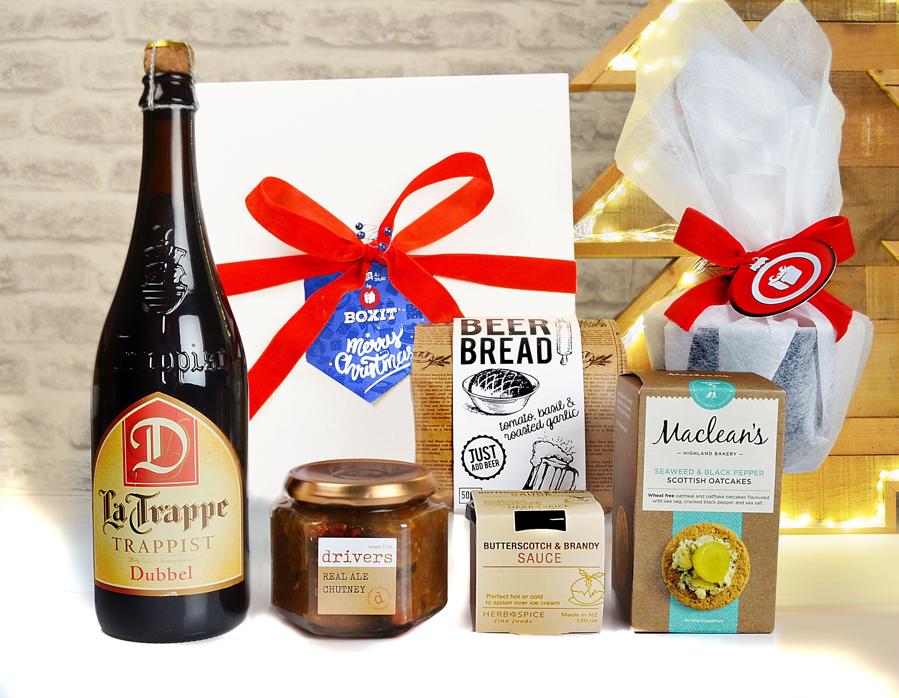 Christmas Ale Gift Box Christmas Ale Christmas Sweet Treats Christmas Gift Hampers