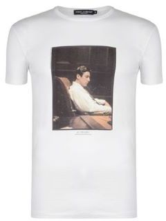 aaca4df6ed1e Dolce And Gabbana DOLCE AND GABBANA Al Pacino T Shirt on shopstyle.co.uk