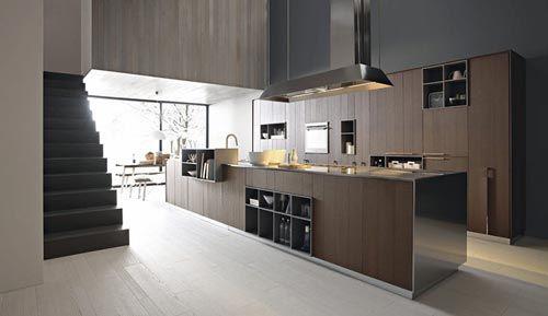 Italiaanse keuken van Cesar Kalea http://www.interieur-inrichting ...
