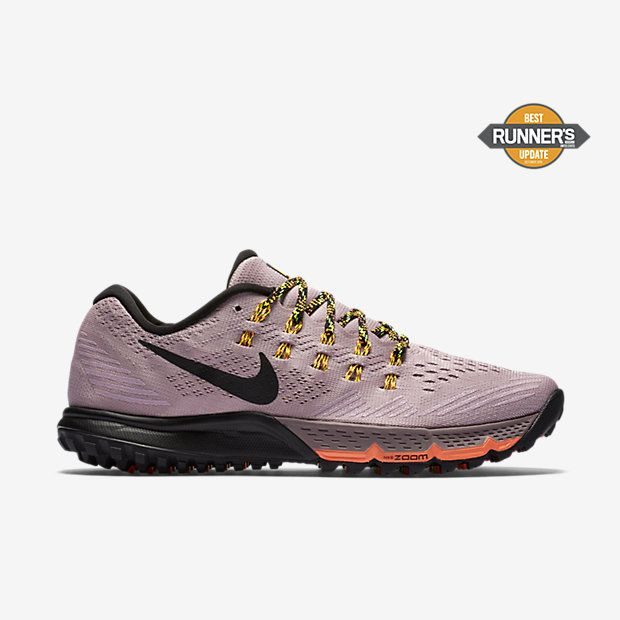 a389e7a1b7229 Nike Zoom Wildhorse 2 Trail Running Shoes SP15 Womens Brown ...