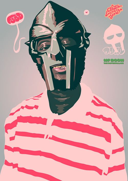 Mf Doom Mf Doom Rap Wallpaper Doom
