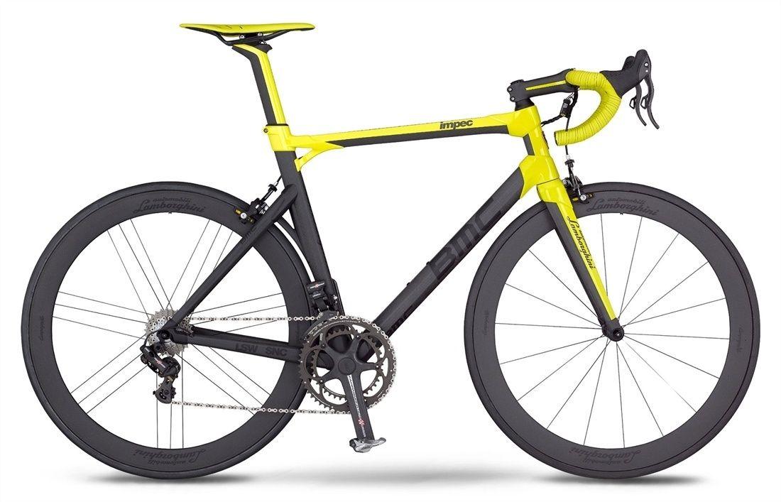 2015 BMC IMPEC LAMBORGHINI EDITION - bicicletas más caras del mundo.