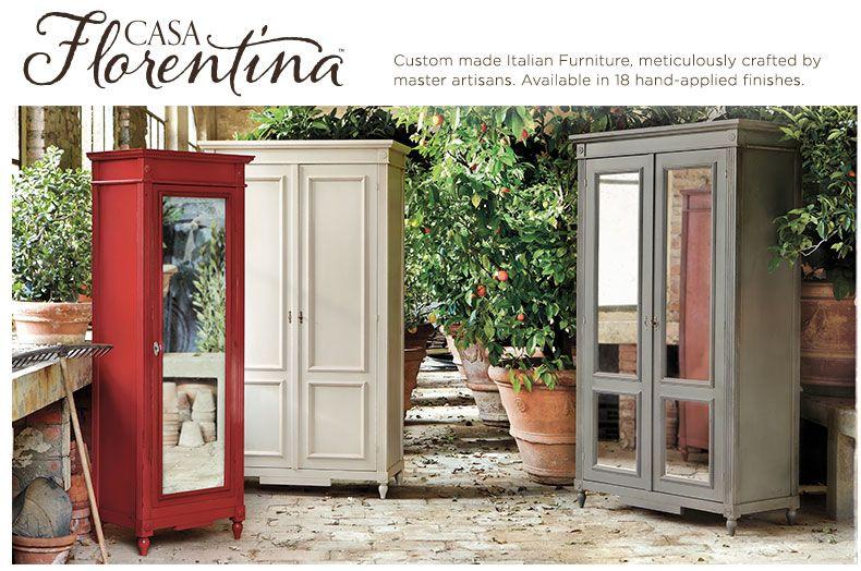 Casa Florentina Ballard Designs Luxury Home Furniture